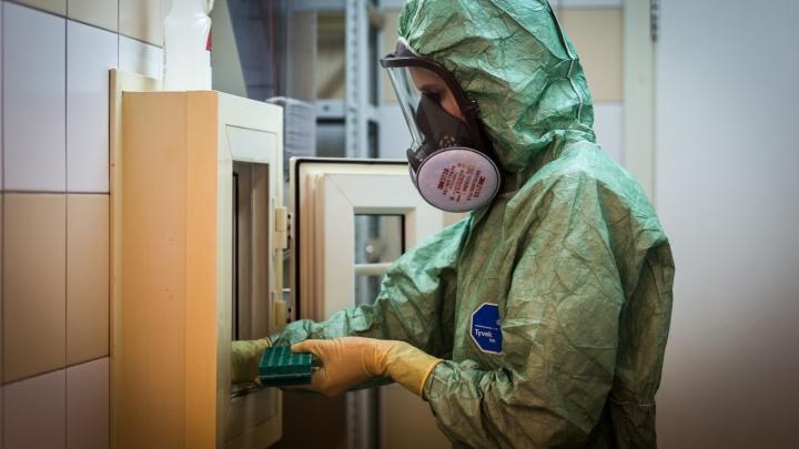 Стали известны подробности вспышки COVID в «Самаратрансстрое»