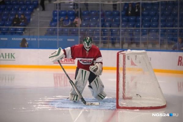 Бенди был одним из видов спорта, по которому проходили соревнования во время Универсиады в Красноярске