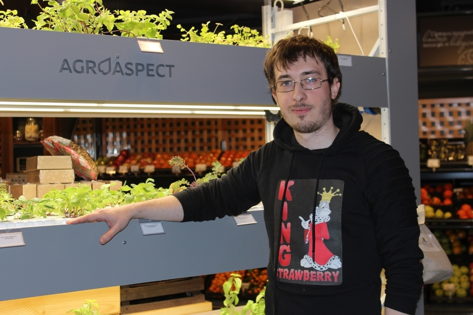 Вячеслав еще в университете положил начало бизнесу