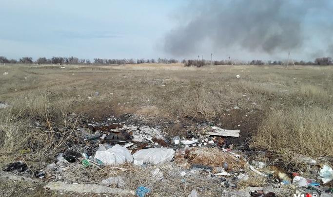 В Волгограде суд арестовал ликвидатора свалки в Среднеахтубинском районе
