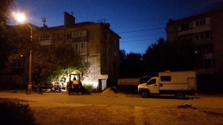 Постараемся успеть до полуночи: энергетики прокомментировали массовое отключение света в Волгограде