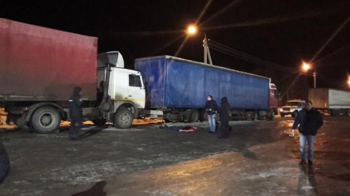 В Березнике водителя насмерть придавило грузовиком