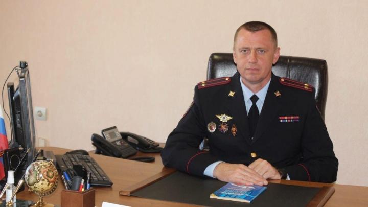 Арестован главный полицейский Дивеевского района