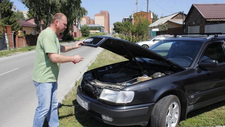 Новосибирец убедился, что немецкие машины лучше «Тойот». Рассказываем почему и показываем его 28-летнюю Audi 100