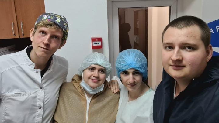 «Нас научили работать с COVID за 36 часов»: ординатор бросил всё и уехал в Урюпинск бороться с коронавирусом