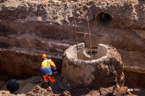 В Самаре планировали провести масштабный ремонт сетей