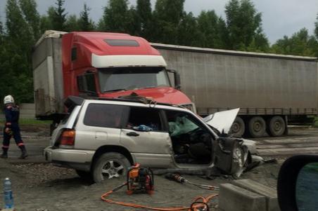 Наказали спустя 4 года: суд вынес приговор водителю фуры за смертельную аварию на Гусинобродском шоссе