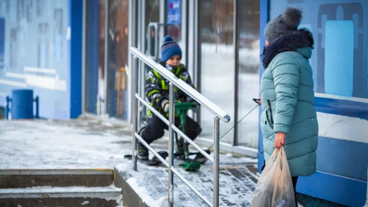 Челябинка третий месяц не может получить путинские пособия на детей
