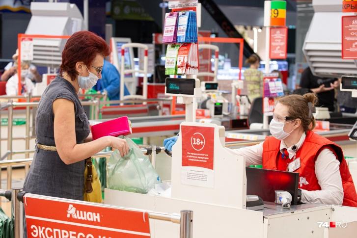 Отказывать покупателям из-за отсутствия маски магазины могут