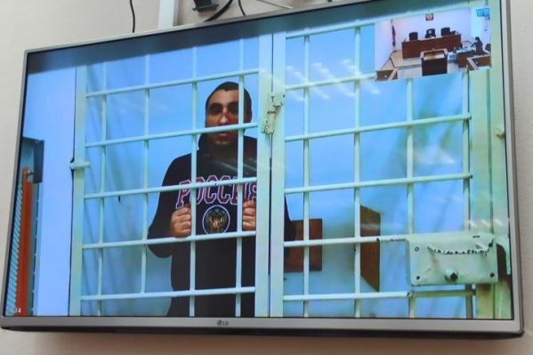 На этой неделе Арсен Мелконян попросил отпустить его домой