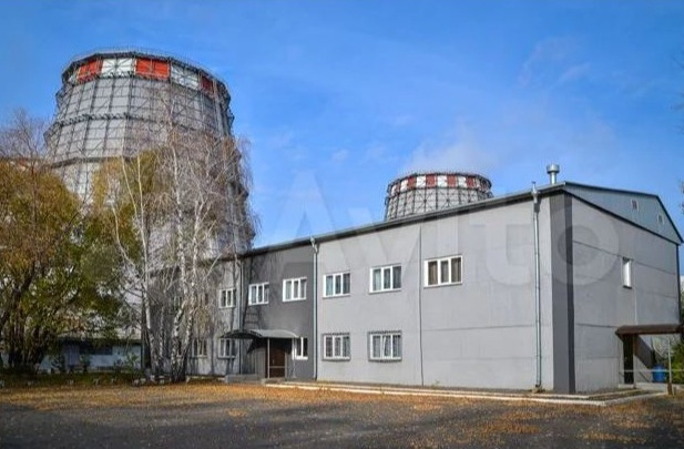 В Омске выставили на продажу гостиницу по соседству с ТЭЦ-5