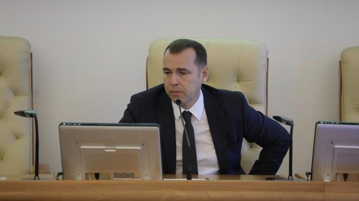 Вадим Шумков дал совет сидящим дома зауральцам, «которые засыпают советами тех, кто работает»