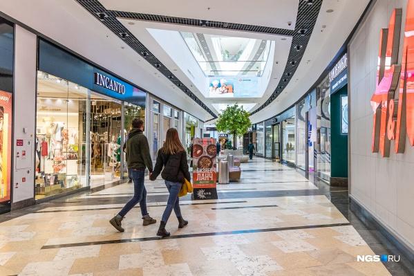 Во время вынужденных каникул школьники стали чаще гулять по торговым центрам