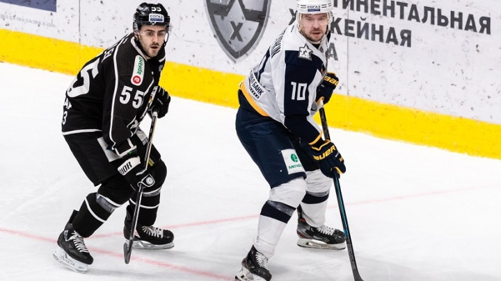 «Трактор» обыграл магнитогорский «Металлург» в последнем матче сезона