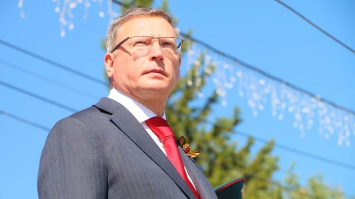 Губернатор Омской области завёл аккаунт в Instagram и в этот же день отключил комментарии