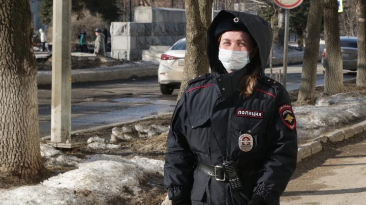 Ситуация с коронавирусом в Перми на 28 марта: ТЦ и кафе закрыты или работают на доставку, полиция ходит в масках