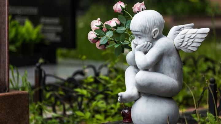 В Кузбассе за полгода смертность сильно превысила рождаемость