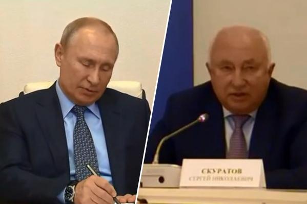 По словам Сергея Скуратова, из «Уральских авиалиний» уволились около 100 человек