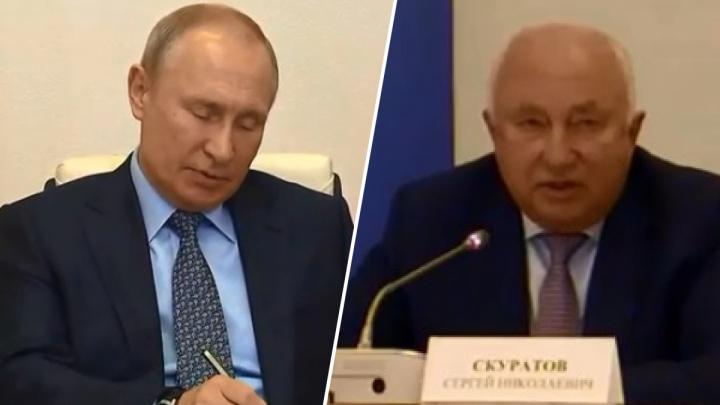 «Ситуация критическая»: глава «Уральских авиалиний» рассказал Путину о шести способах спасения бизнеса