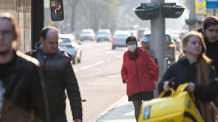 Коронавирус в Ростове: итоги дня, 19 апреля