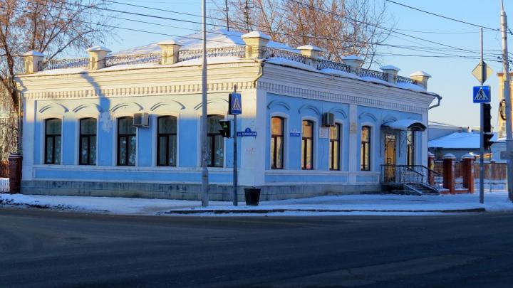 В центре Тюмени отреставрируют историческое здание, в котором находится детская школа искусств