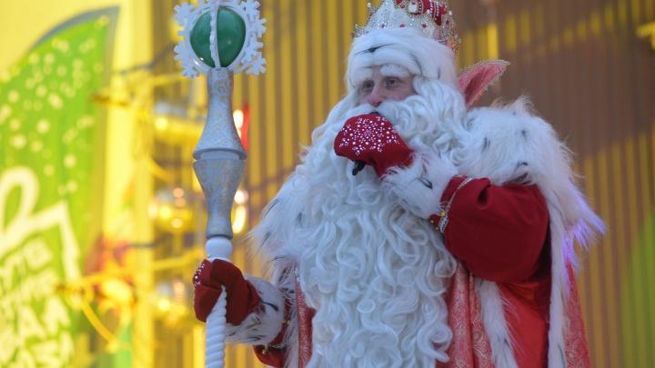 Екатеринбургские студии праздников стали отправлять на новогодние заказы Дедов Морозов с антителами