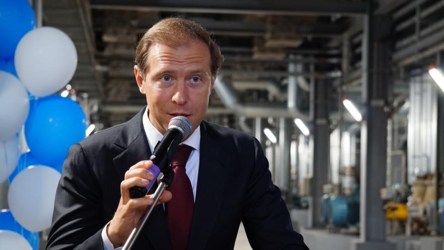 Министр промышленности РФ договорился с Севмашем о субсидии на шесть судов