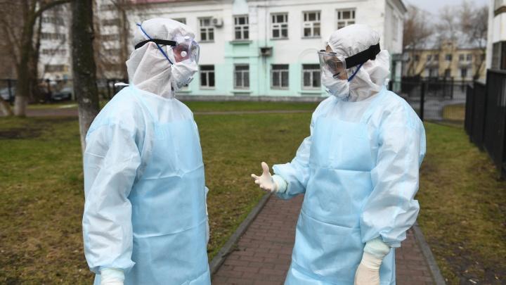 В Свердловской области самая высокая в Уральском округе летальность коронавируса