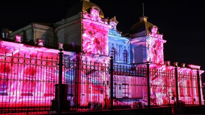 Феерическая инсталляция: нижегородцам показали финальную локацию фестиваля INTERVALS