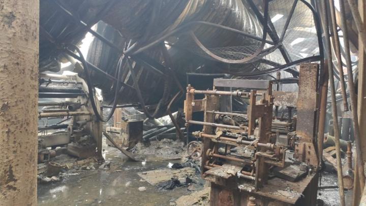 Тушили три дня: на горевших складах в Самаре объявлена полная ликвидация пожара