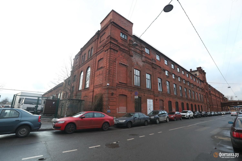 Бывший Кожевенный завод семьи Брусницыных