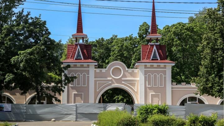 Диснейленд имени 1 Мая: смотрите, во что превратится нижегородский парк