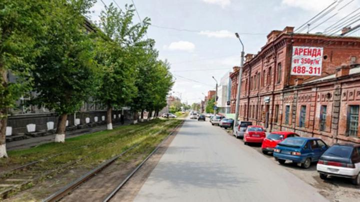 На Лермонтова перекроют движение трамваев на два вечера