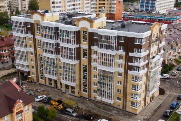 Жилой дом «Флагман» занял второе место в ежегодной градостроительной премии «ТОП ЖК» как «Лучший дом-новостройка в Архангельской области»