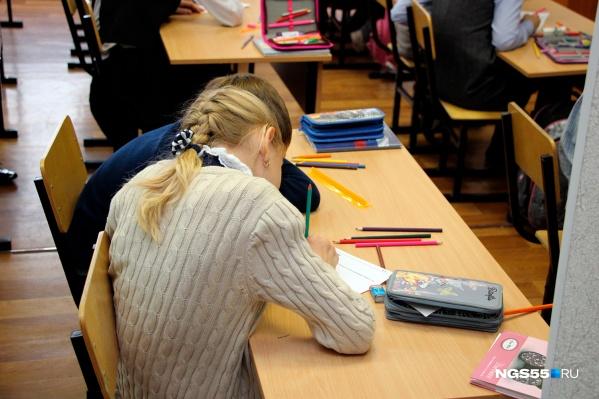 В классах, которые не вышли на «очку», массово болеют учителя