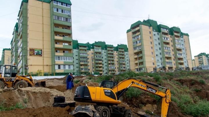 В Волгограде прокуратура ищет горячую воду в жилом комплексе «Комарово»