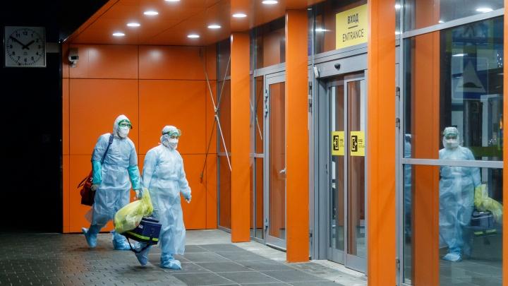 Прогноз: смертность будет выше. Всё о коронавирусе в Ярославской области в режиме онлайн