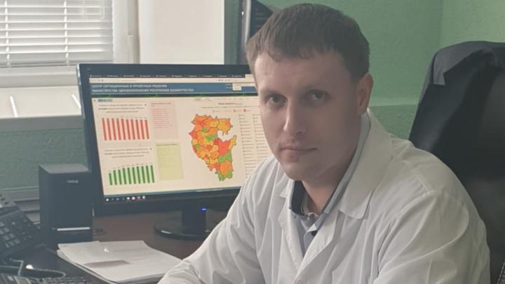 И. о. главврача РКБ имени Куватова ушел на самоизоляцию