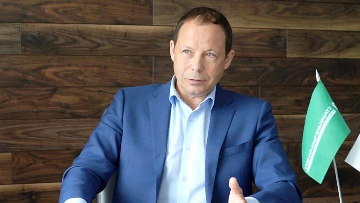 Виктор Суетин включен в состав федеральной комиссии по вопросам качества жилья