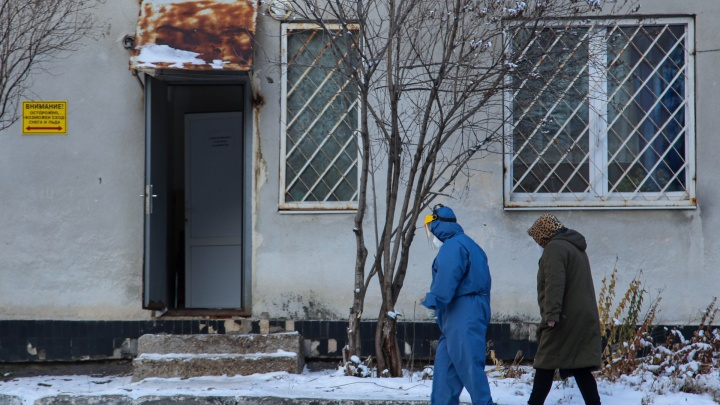 В Башкирии за неделю более 1000 человек заразились COVID-19, 10 больных скончались