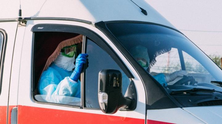 Мест в больницах становится меньше: ещё 129 заболевших коронавирусом на Дону