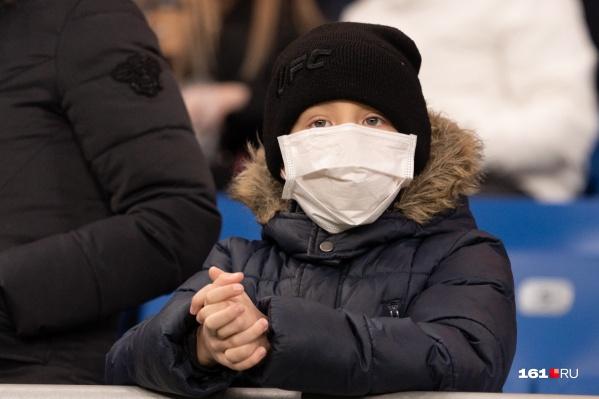 На 4 апреля в Ярославской области официально зафиксировано заболевание коронавирусом у пяти человек