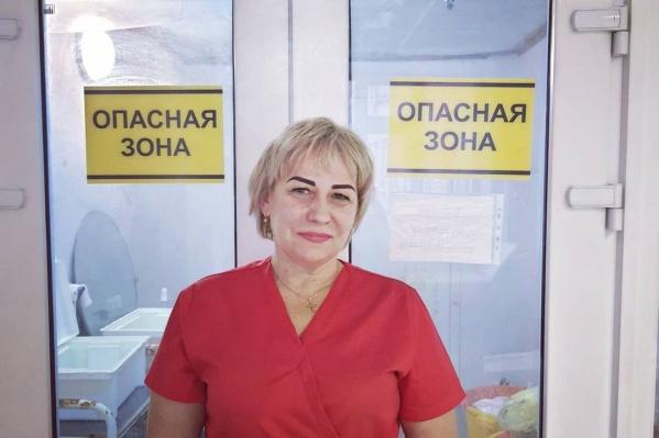 Светлана Анатольевна верит, что медицина поборет коронавирус