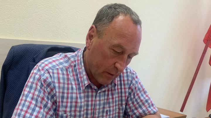 Задержан глава Виноградовского района: его подозревают во взяточничестве