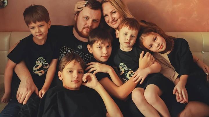 «Состояние дурацкое, другого слова нет»: мать пятерых детей — о том, как вся семья заразилась COVID-19