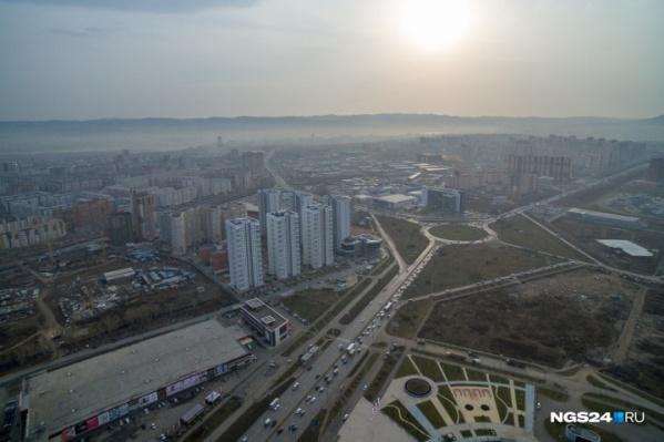 Газификация поможет частично решить проблемы с экологией Красноярского края