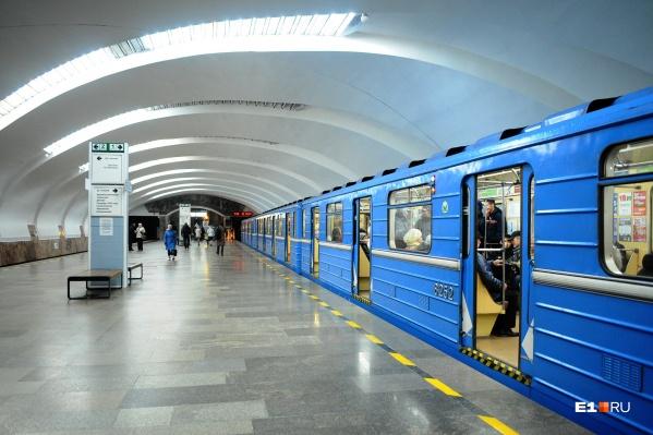 Уральскую подземку стали чаще мыть, чтобы предотвратить распространение инфекций
