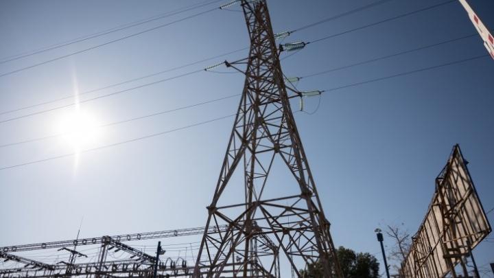 В Ростове сотни домов останутся без света на следующей неделе