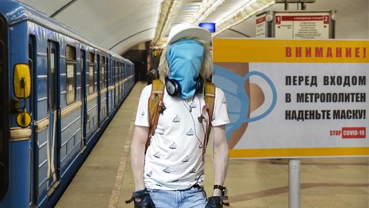 Новосибирец жестко объяснил, почему наотрез отказывается носить маску