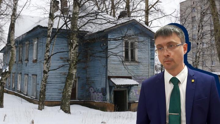 «В любом случае дом будет снесен»: власти ответили 29.RU, что ждет жителей аварийки с улицы Гагарина